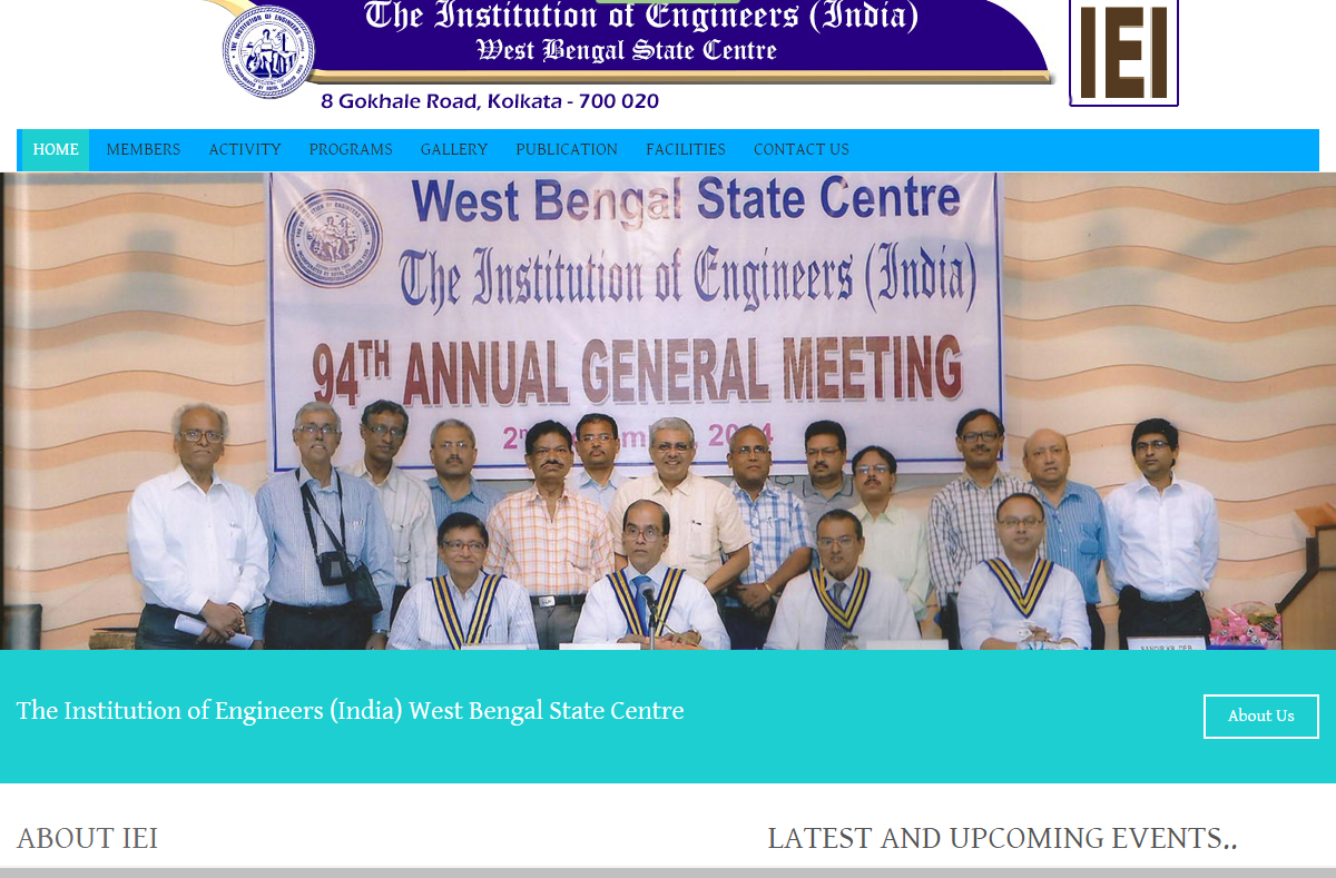 The Institution of Engineers